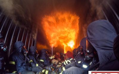 Grundausbildung bei der Feuerwehr Dortmund