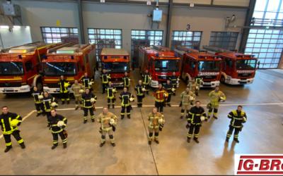 Führungslehrgang I am IdF NRW in Münster